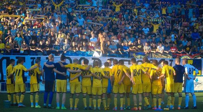 """Перший матч """"Металіста 1925"""" у Харкові в аматорському чемпіонаті України відвідали більше 6,5 тисяч вболівальників"""