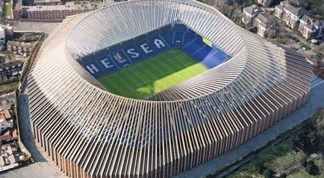 """Кажани стали на заваді планам """"Челсі"""" побудувати новий вражаючий стадіон"""