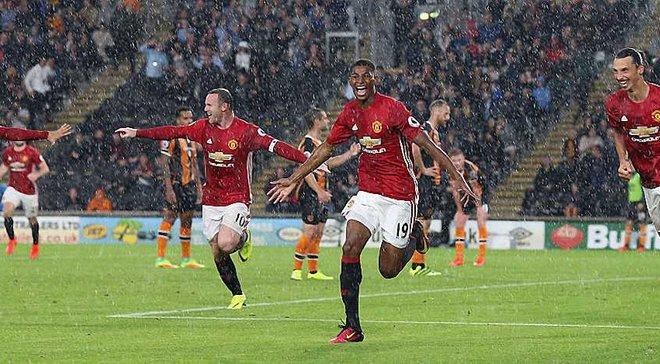 Решфорд забив унікальний гол для Моурінью