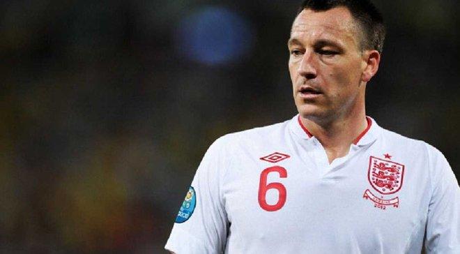 Терри не захотел возвращаться в сборную Англии