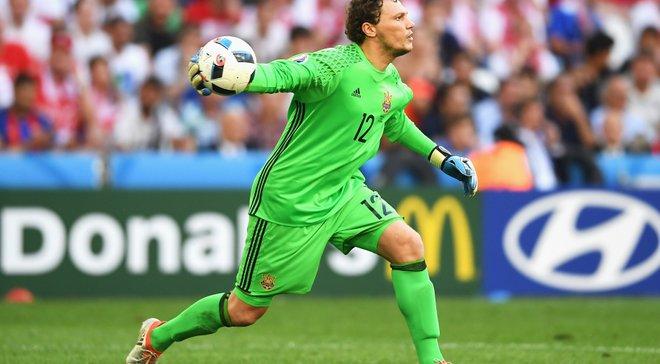 Пятов остался доволен атмосферой в сборной