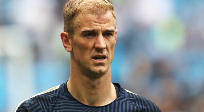Харт покине збірну Англії, щоб підписати контракт з новим клубом