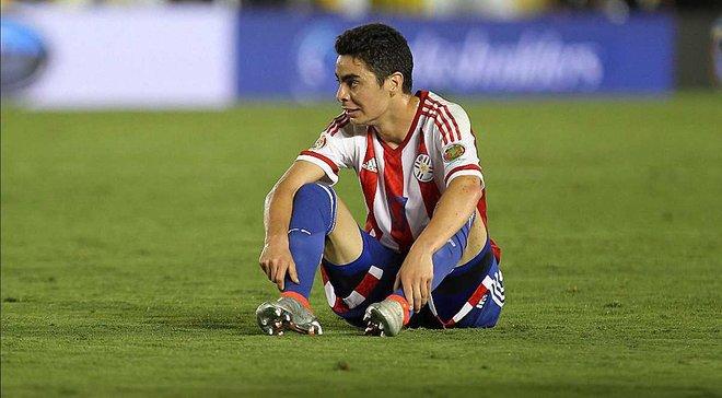 """""""Арсенал"""" готов выложить 11 миллионов фунтов стерлингов за молодого парагвайца"""