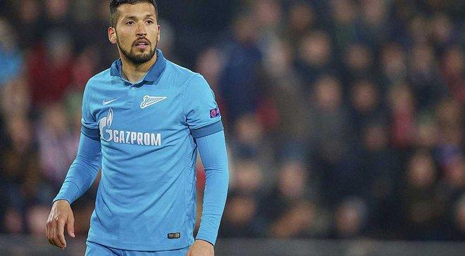 """Представители """"Челси"""" прилетели в Санкт-Петербург, чтобы убедить звезду """"Зенита"""" покинуть Россию"""