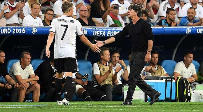 Лёв рассказал, когда сборная Германии получит нового капитана