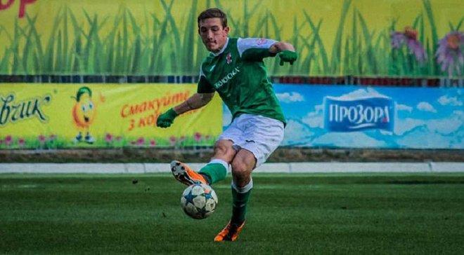 """У """"Зірці"""" підтвердили підписання найкращого гравця Першої ліги сезону-2015/16"""