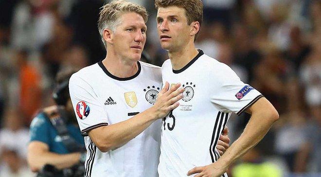 Швайнштайгер проведет последний матч за сборную Германии
