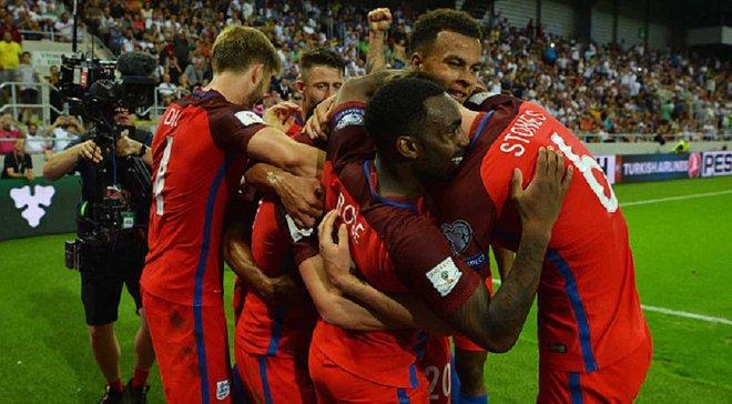 Словакия – Англия – 0:1. Видео гола и обзор матча