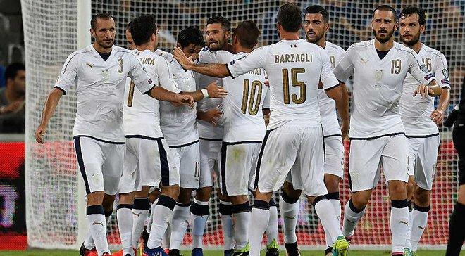 Израиль – Италия – 1:3. Видео голов и обзор матча
