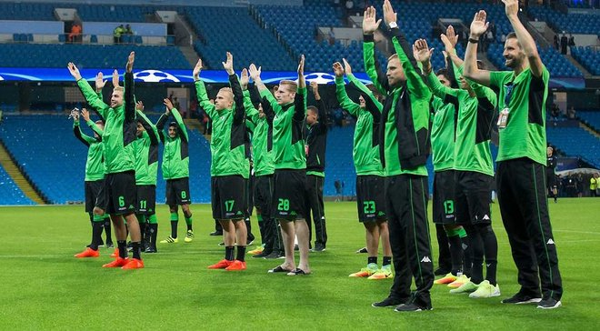 Манчестер сити боруссия перед матчем