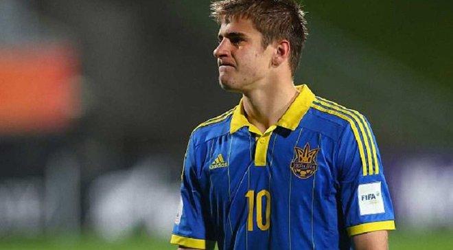 Україна U-21 розписала мирову з Північною Ірландією у матчі кваліфікації Євро-2017