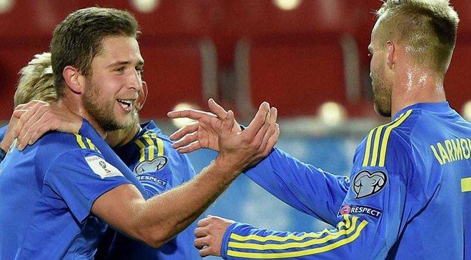 ФФУ попросит ФИФА и УЕФА вернуть Кравцу гол в ворота Косово