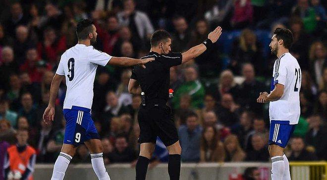 Збірна Сан-Марино вперше за 15 років забила на виїзді у відборах до чемпіонатів світу
