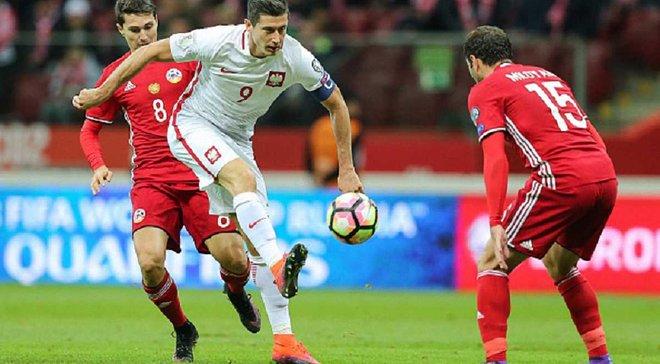 """Трилер у Варшаві та """"бруд"""", який вилився на збірну Англії. Експрес-огляд шостого ігрового дня кваліфікації на ЧС-2018"""