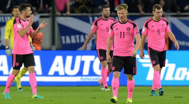Словакия – Шотландия – 3:0. Видео голов и обзор матча
