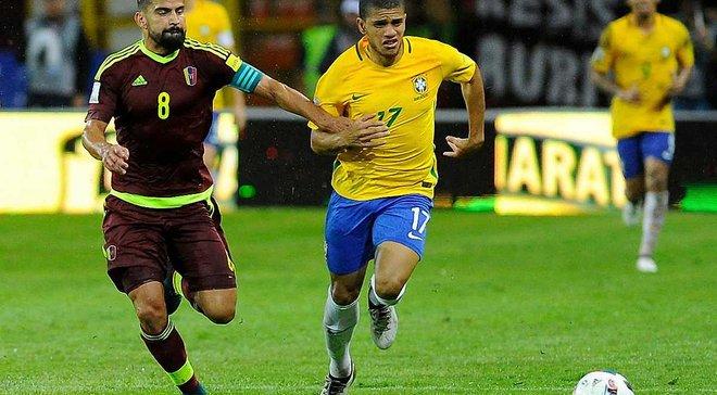 Виллиан забил, Тайсон вышел на замену в победном матче Бразилии