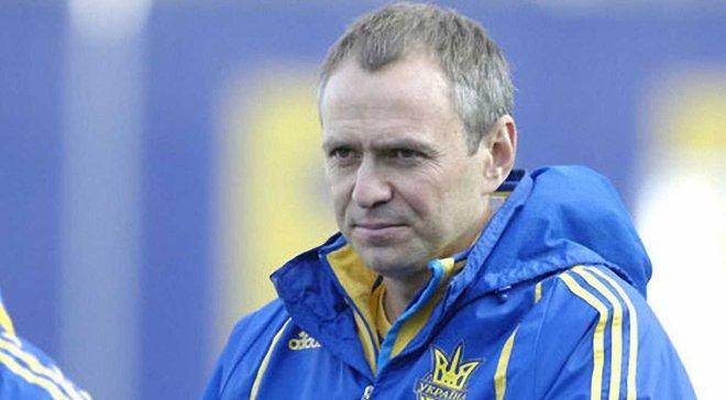 Головко прокомментировал победу сборной Украины U-21 над Исландией