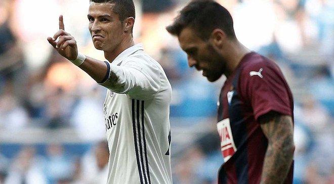 """""""Легія"""" потролила Роналду перед матчем проти """"Реала"""""""