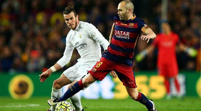 """""""Барселона"""" – """"Реал"""": Матч не транслюватиметься в Англії"""