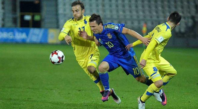 Експерт оцінив перехід збірної України на комбінаційний стиль гри
