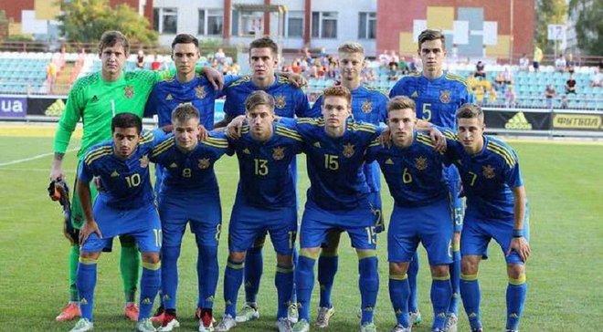 Украина U-21 сыграет товарищеский матч с Беларусью