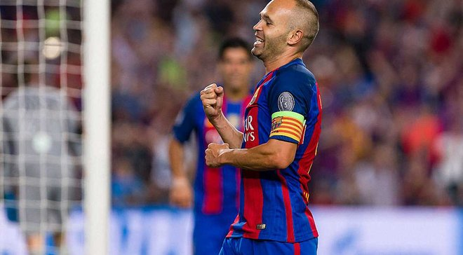 """Іньєста може залишитися у """"Барселоні"""" після завершення кар'єри гравця"""