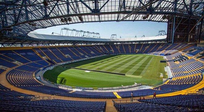 Матч Украина – Сербия состоится в Харькове, УЕФА дал разрешение, – Павелко