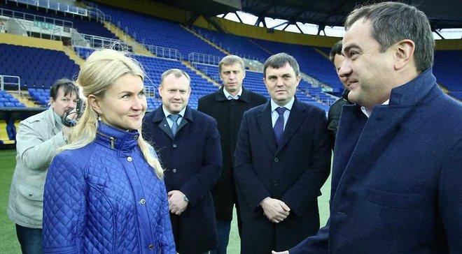 Шевченко настаивал, чтобы матчи сборной Украины проходили именно в Харькове, – Павелко