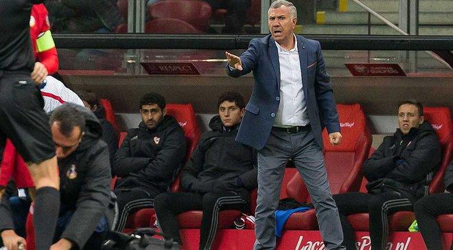 Сборная Армении осталась без главного тренера
