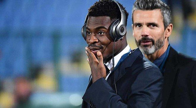 ФИФА открыла расследование в отношении скандального жеста защитника ПСЖ Орье