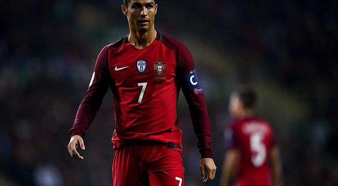 """""""Арсенал"""" міг підписати Роналду, коли португальцю було 15 років"""