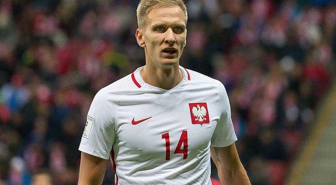 Теодорчик буде виключений зі збірної Польщі через пиятику, – ЗМІ