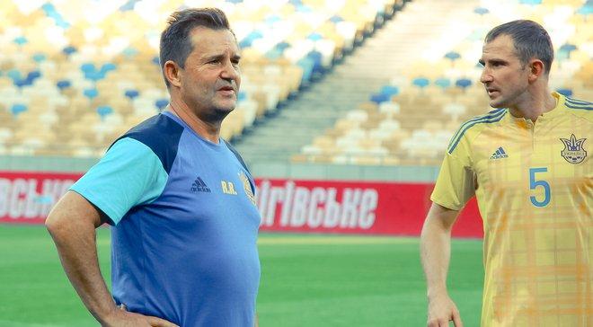 Рауль Ріанчо: В Україні немає Мессі, немає Роналду – сила збірної у команді