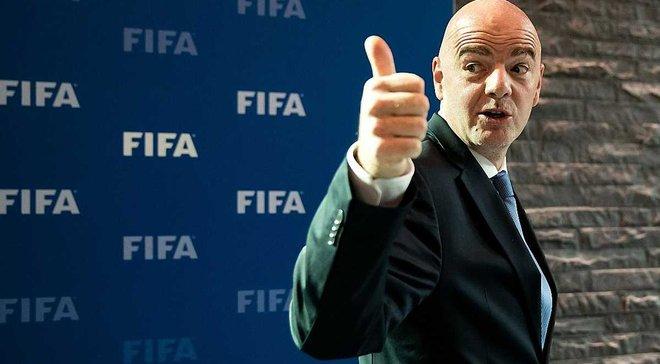Инфантино хочет расширить клубный чемпионат мира до 16 команд