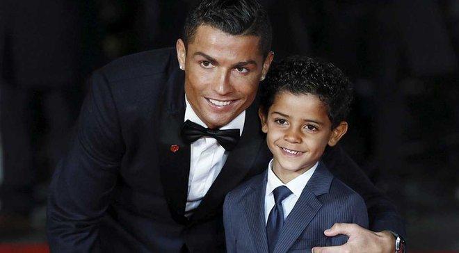 Роналду шокував вибором футбольної школи для свого сина