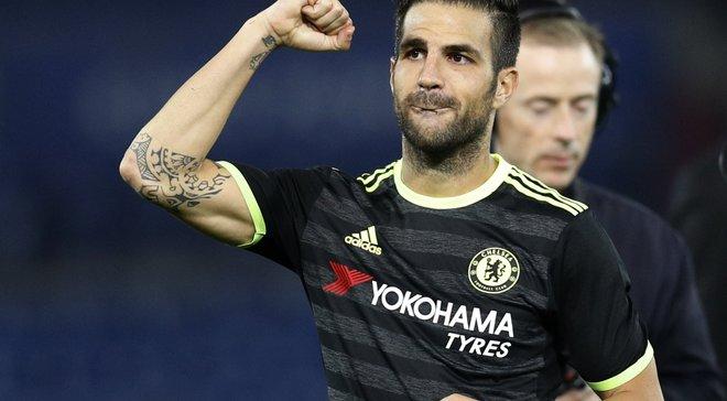 """""""Милан"""" провел переговоры с """"Челси"""" насчет трансфера Фабрегаса"""