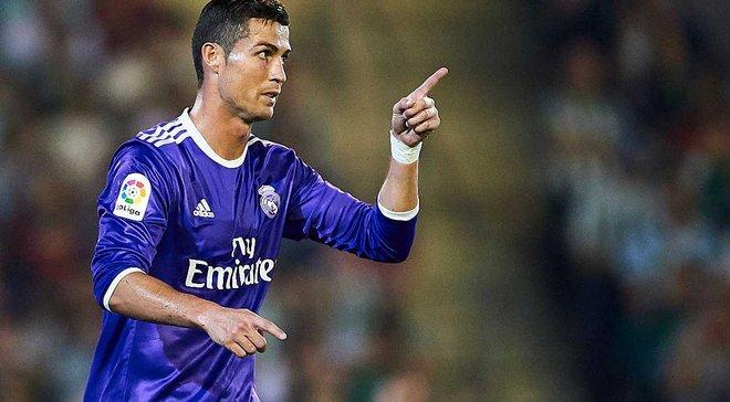 """Роналду позволил себе потролить голкипера """"Бетиса"""" после 6-го гола – появилось видео"""