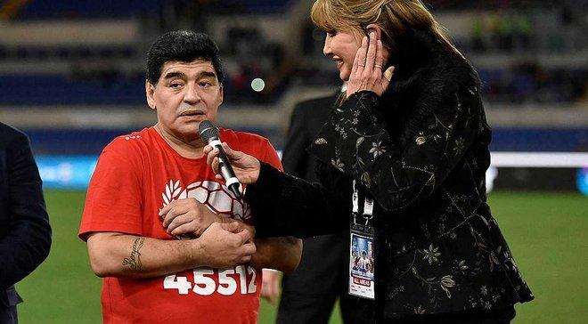 Марадона заявил, что Месси не нужно выигрывать Чемпионат мира, чтобы считаться великим
