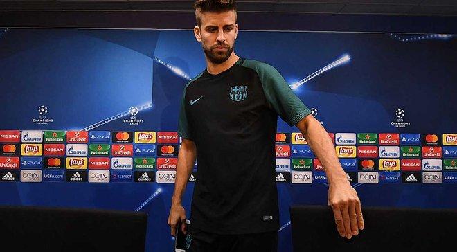 """Піке зізнався, що хотів покинути """"Барселону"""" після ЧС-2014"""
