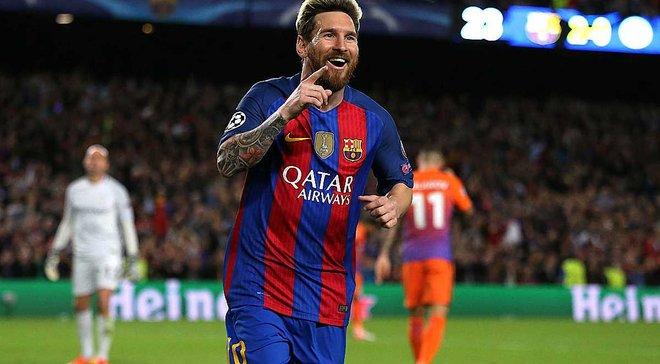 """Ліга чемпіонів, група С. """"Барселона"""" завдяки хет-трику Мессі розтрощила """"Манчестер Сіті"""""""