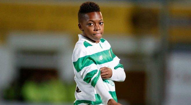 """13-річний геній """"Селтіка"""" зіграє за збірну Шотландії U-16"""