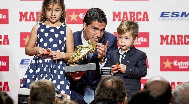 Суарес рассказал о 3 лучших голах своей карьеры