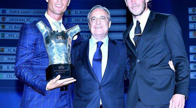 """Флорентино Перес: """"Реал"""" лучше потратит на игрока 100 миллионов евро, чем 3"""