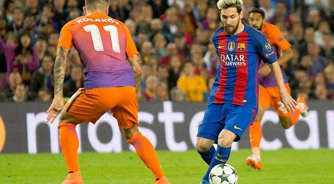 УЕФА назвал лучшего игрока 3 тура Лиги чемпионов