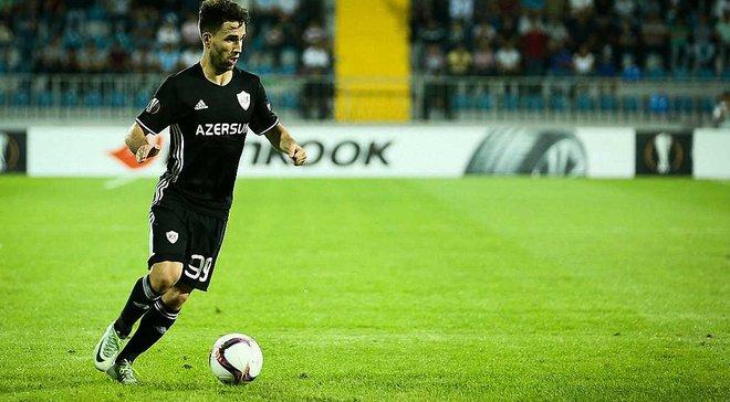 УЕФА назвал лучшего игрока 3-го тура Лиги Европы