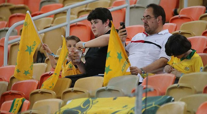 Австралійських фанатів попросили не радіти під час матчу через смерть короля Тайланду