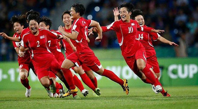 КНДР виграла жіночий ЧС-2016 серед гравчинь U-17
