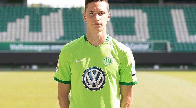 """Дракслер покине """"Вольфсбург"""" влітку 2017 року"""