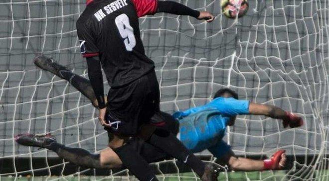 Хорватський арбітр шокував рішенням не зарахувати пенальті, бо м'яч пробив сітку воріт