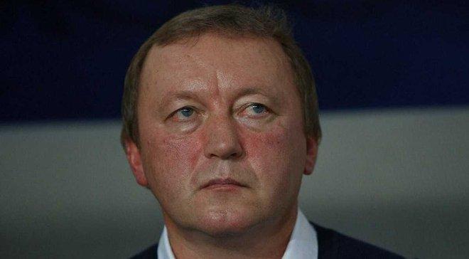 """Шаран: """"Динамо"""" не вдалося створити багато моментів біля наших воріт"""